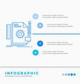 creative design develop feedback support vector image vector image