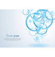 Elegant abstract background vector image vector image