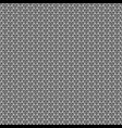 black white interlocking arrow shapes seamless vector image