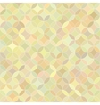 Abstract seamless rosette colorful pastel pattern vector image