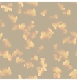 Autumn maple leaves pattern background EPS 10