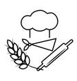 baker logo concept