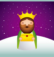 happy epiphany related vector image vector image