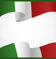 italy insignia vector image vector image