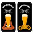 logo for bar banner oktoberfest during