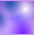 abstract blue purple blurred gradient background vector image vector image