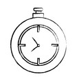 chronometer icon image vector image