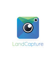 apps photography logo icon abstract photography vector image