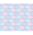 fun and simple summer pattern of stripes vector image vector image