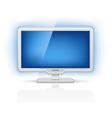 display tv vector image