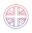 united kingdom icon image vector image vector image