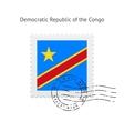 Democratic Republic of the Congo Flag Postage