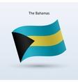 bahamas flag waving form