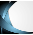 Modern abstract design vector image vector image