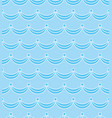 sea water seamless texture repeating waves vector image vector image