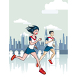 London runners vector | Price: 3 Credits (USD $3)