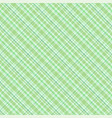 green irish plaid watercolor style seamless vector image vector image