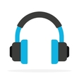 Headphones Icon vector image