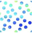 polka dot random vector image