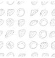 seamless diamond pattern vector image