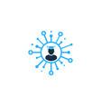 study share logo icon design vector image