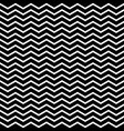 zigzag pattern seamless background vector image vector image