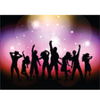 party time 1809 vector image vector image