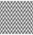 zigzag pattern seamless background vector image