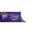 eid mubarak sale banner vector image