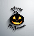 halloween background 2508 vector image vector image
