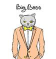 KittyCat3 vector image