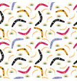 boomerangs and kangaroos vector image vector image