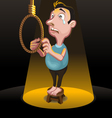 Suicide Killing Punishment Hanging vector image vector image