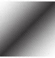 Diagonal Dots Halftone Pattern vector image vector image