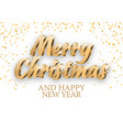 background for christmas card vector image vector image