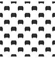 armchair pattern vector image