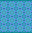 colour spring theme seamless pattern background vector image vector image