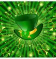 Saint Patrick's day vector image vector image