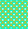 seamless pattern for background design vector image vector image