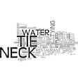 wonderful neck tie jokes text word cloud concept vector image vector image