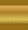 abstract golden diagonal stripes background vector image vector image