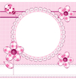 Photo frame or greeting card vector | Price: 1 Credit (USD $1)
