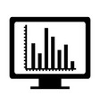 financial charts icon