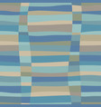 trendy abstract glitch colorful seamless pattern vector image vector image