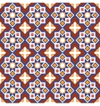 Abstract arabic islamic seamless geometric vector image vector image