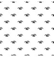 jester pattern seamless vector image