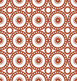 patterns seamless circles 01 vector image vector image