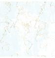 entangled gold line pattern vector image