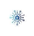 property share logo icon design vector image