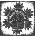 turkey bird vector image vector image